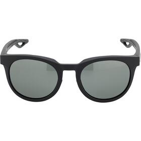 100% Campo Glasses soft tact black   grey peakpolar